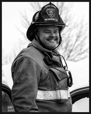 Tom Hetherington, past chief Churchville Fire Dept.