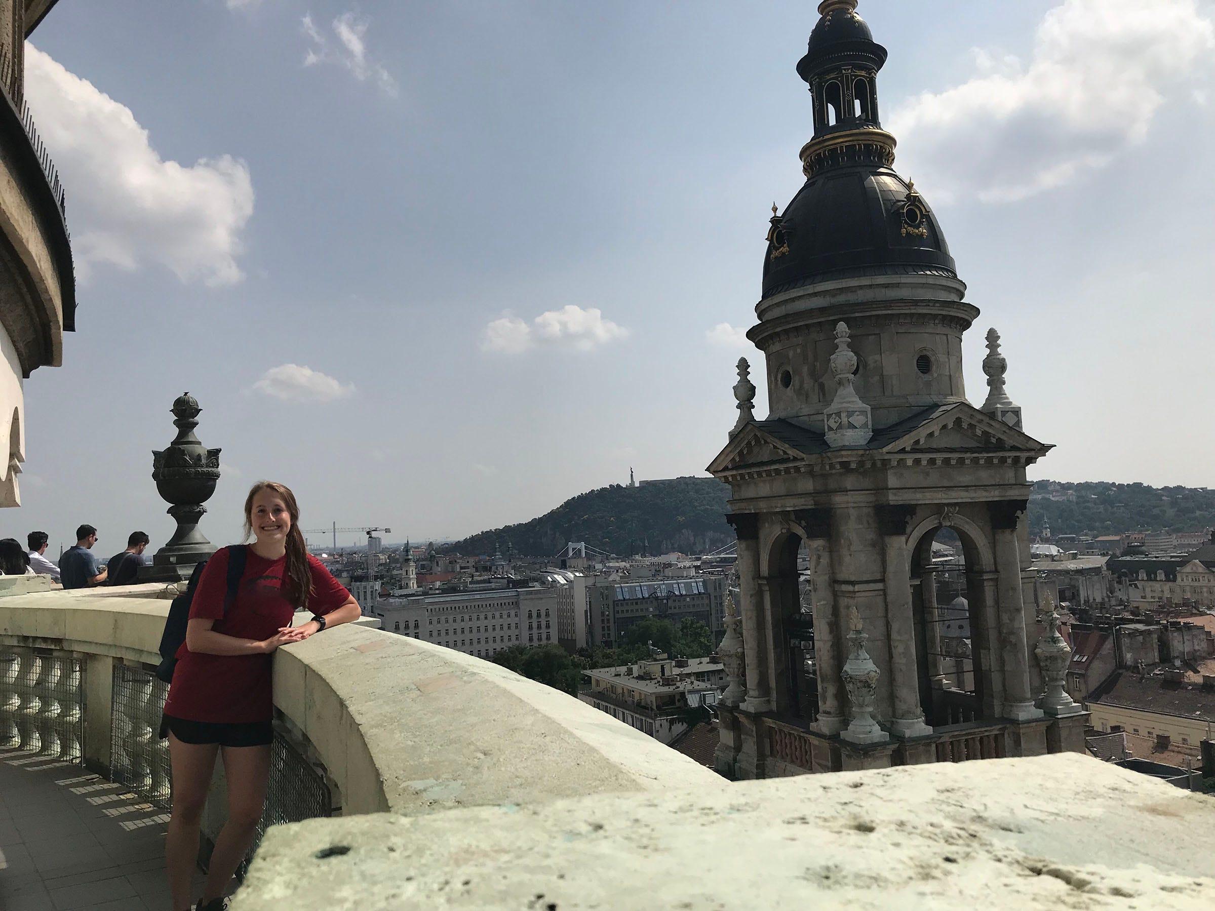 Medical internship carries ASU student to Hungary
