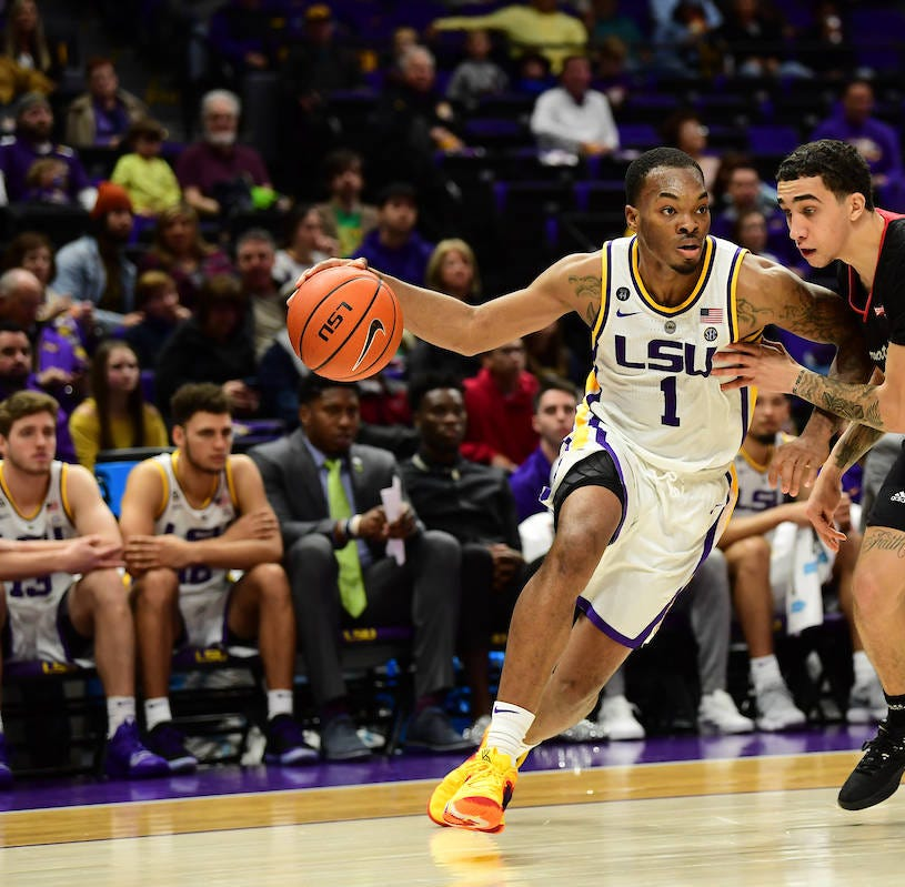 Naz Reid, Ja'vonte Smart lead LSU in rout of Incarnate Word
