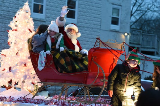 Stuarts Draft Christmas Parade