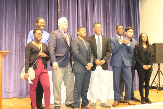 Jefferson K-12 Somerset School is proud to announce that the National Honor Society inducted 12 new members to their Jefferson-Somerset chapter.