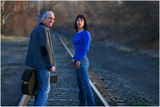 Friction Farm duo will perform Saturday at the Unitarian Universalist Church.