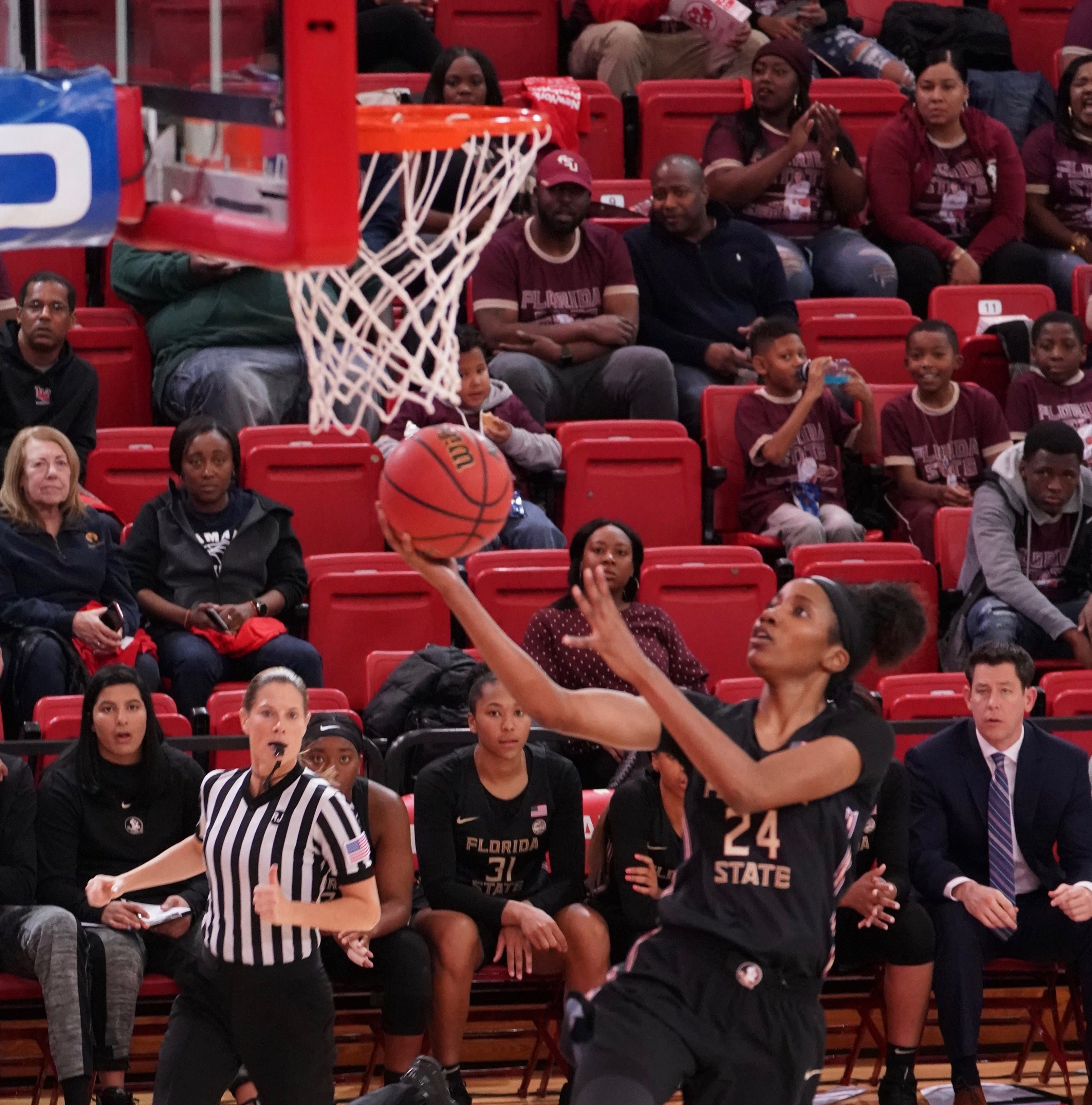 Seminoles hold off St. John's for 57-53 win