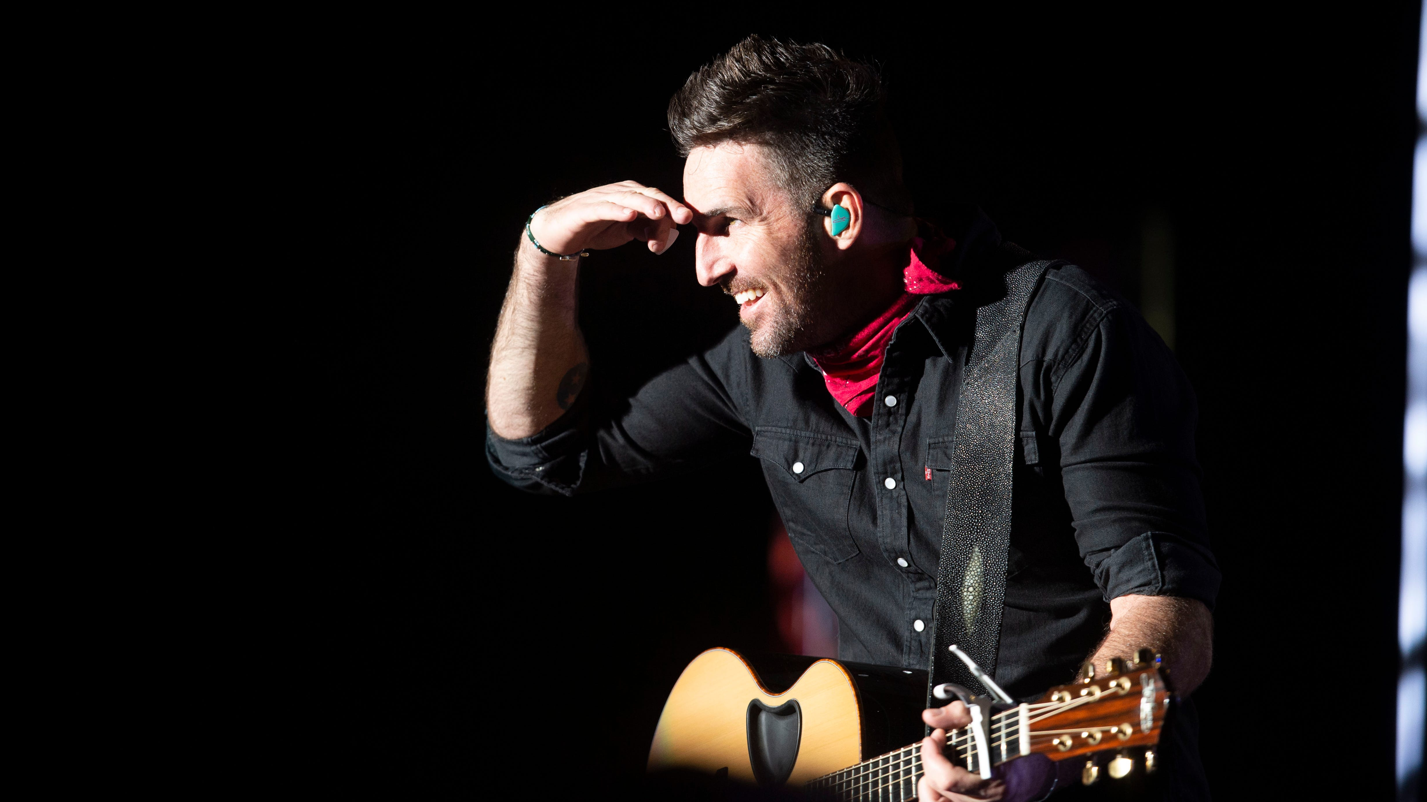Country music star and Vero Beach native Jake Owen was joined by Joe Diffie, Chris Lane and Morgan Walden, for 12th annual Jake Owen Foundation Benefit Concert on Saturday, Dec. 8, 2018 at the Indian River County Fairgrounds.