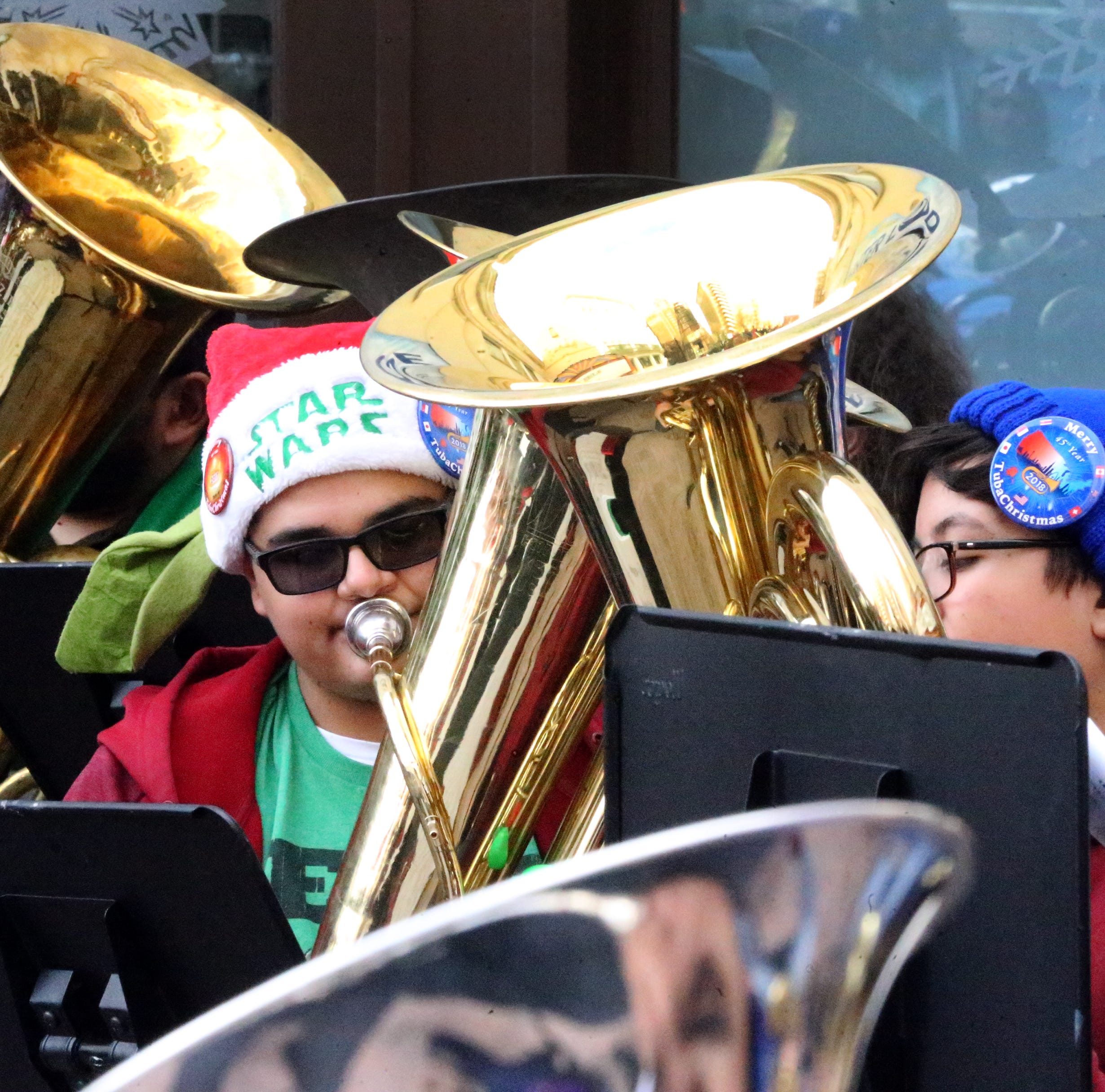 Tuba Christmas: An El Paso holiday tradition