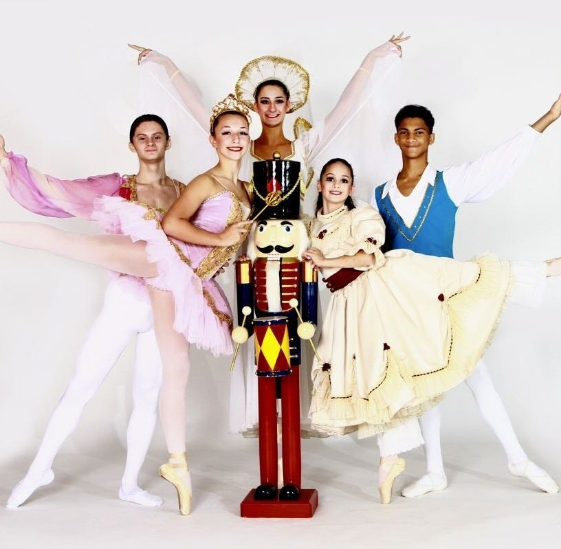 Tradition continues as VRDC presents 'The Nutcracker Ballet'