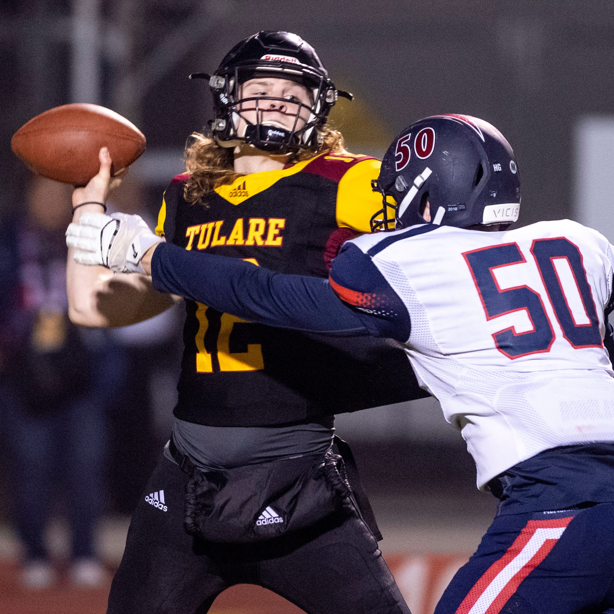 Where will this Tulare Union QB play in college?