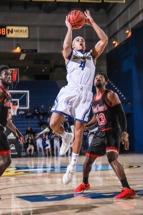 Ncaa Mens Basketball 2018 Dec 09 Delaware Vs St Francis