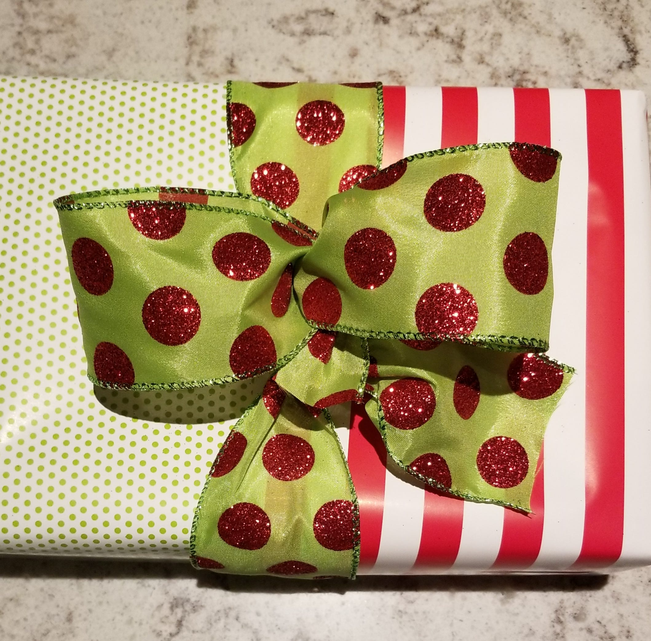 Around the Home: Gift wrapping