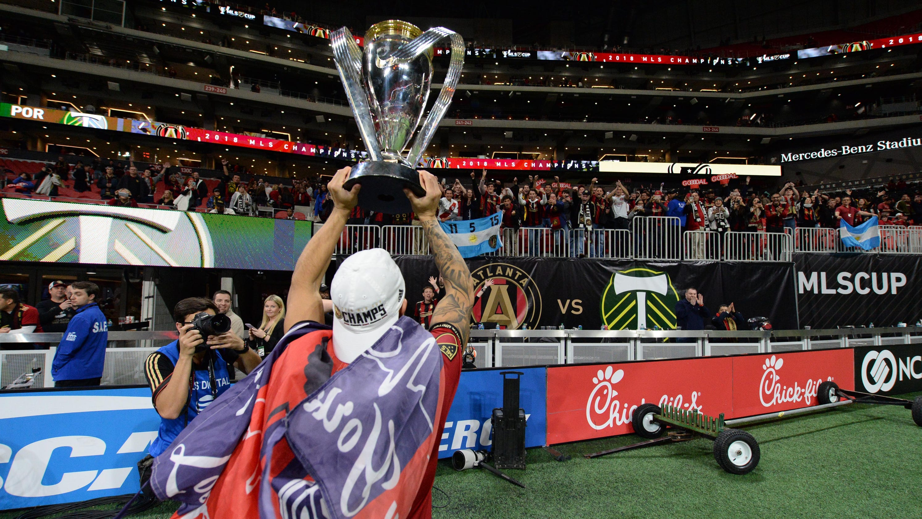 b09428895 Atlanta United delivers needed championship to city that has embraced it  like no other