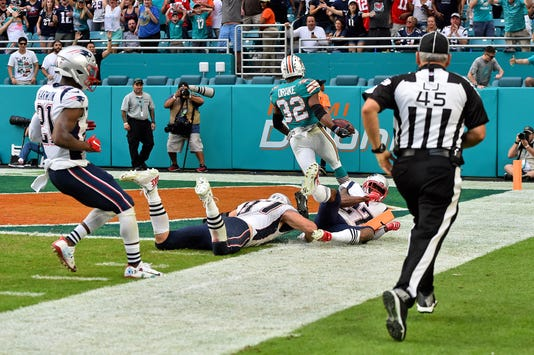Usp Nfl New England Patriots At Miami Dolphins S Fbn Mia Nep Usa Fl