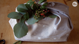 Not all wrapping paper is recyclable. Sara Tso of Matchbox Kitchen provides tips to make your gift giving just a little greener.
