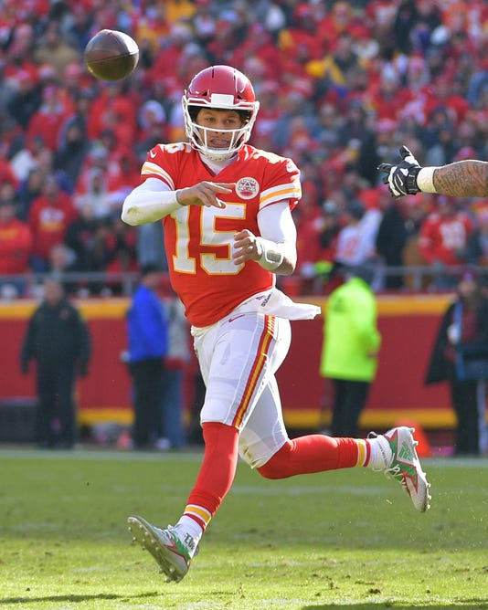 Usp Nfl Baltimore Ravens At Kansas City Chiefs S Fbn Kc Bal Usa Mo