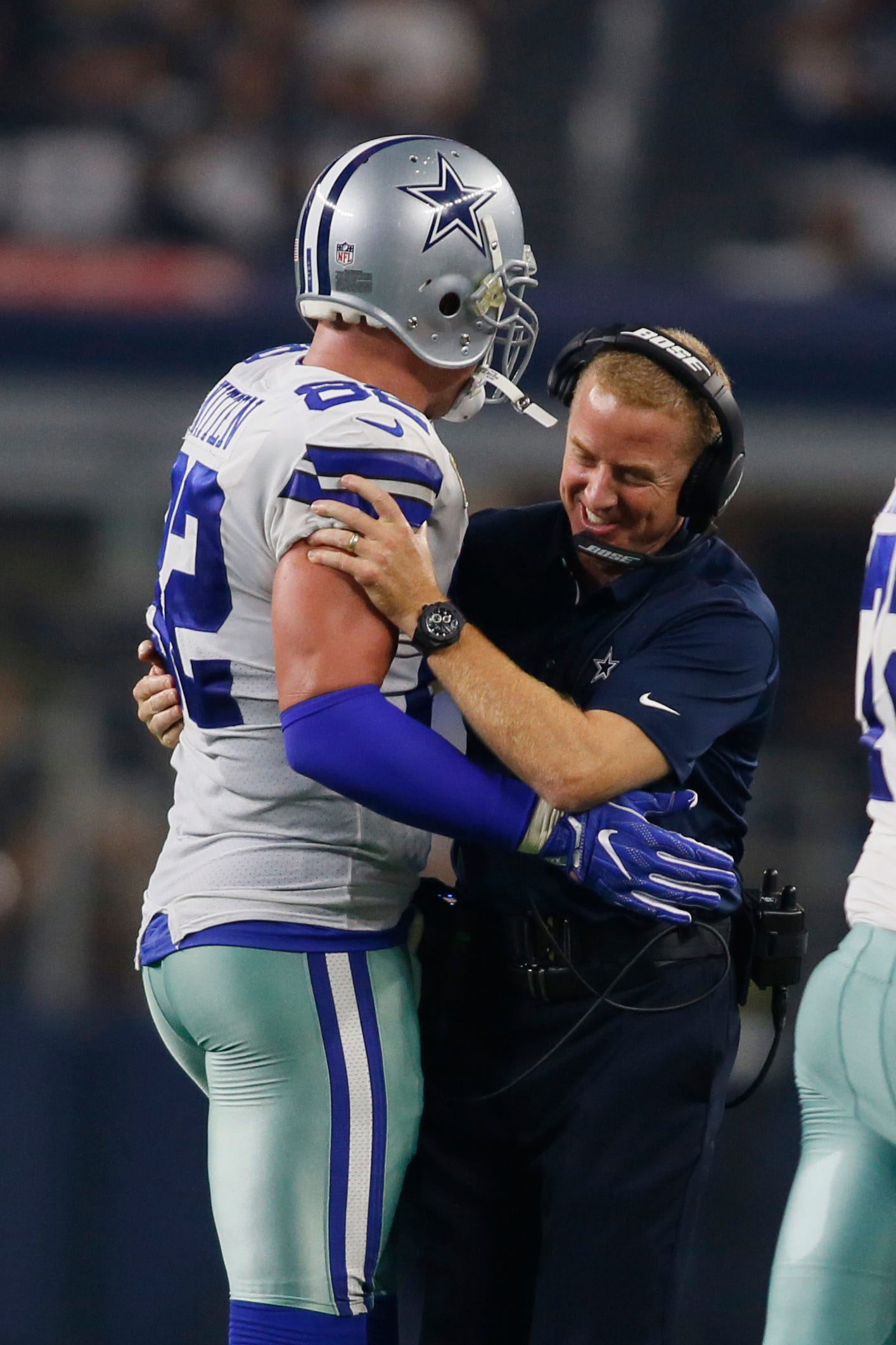 Cowboys' Jason Garrett tried to lure Jason Witten back from 'Monday Night Football,' per report