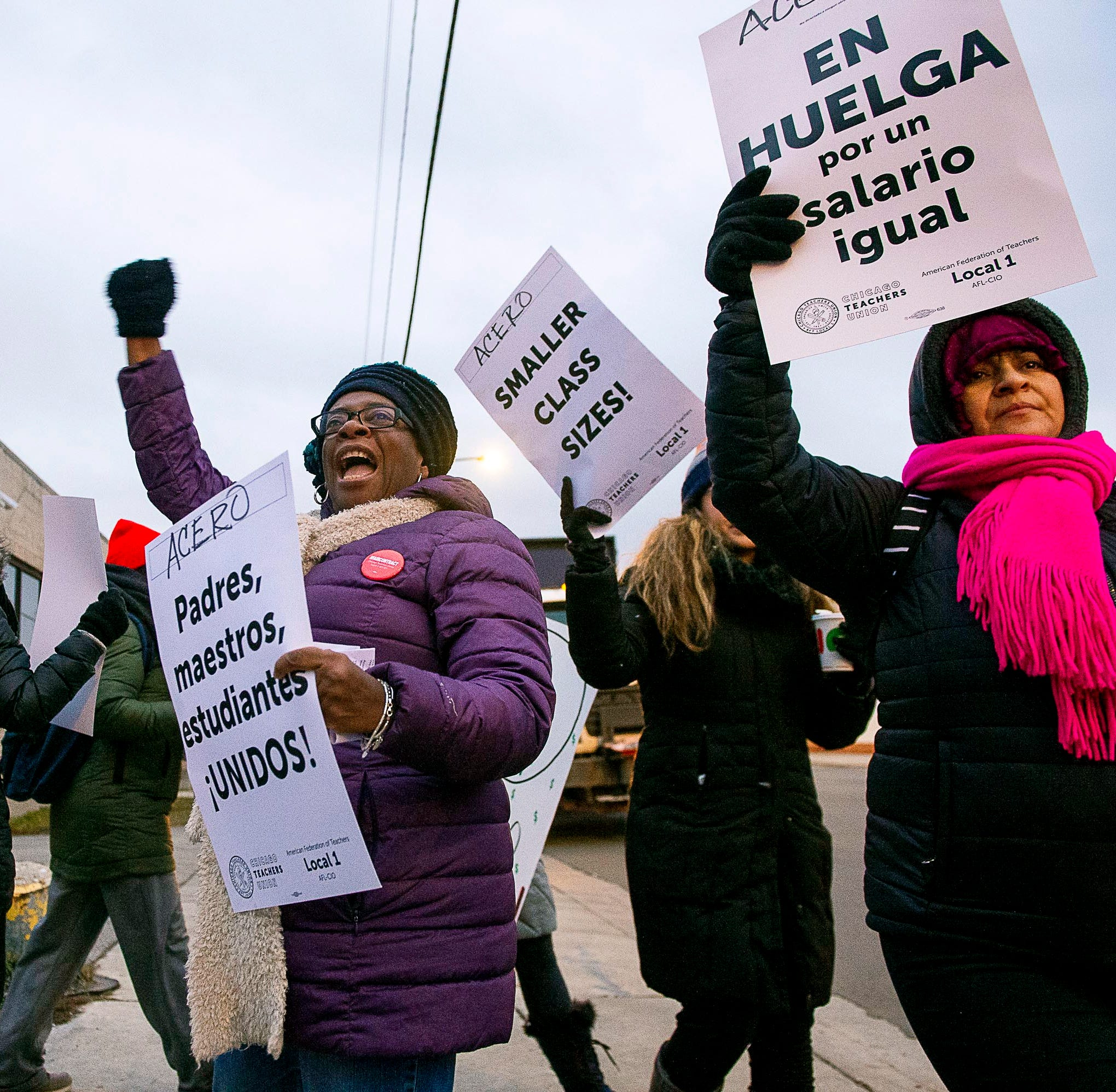 Nation's first charter school strike ends, but could portend more battles on choice