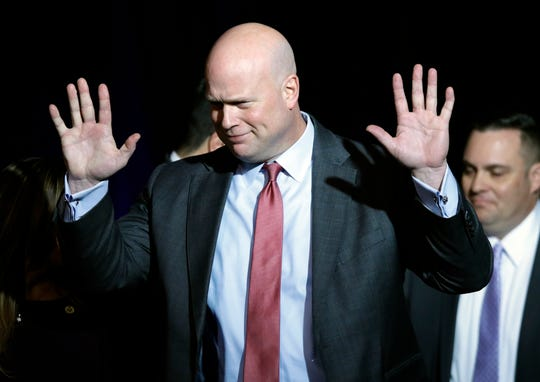 Acting Attorney General Matthew Whitaker wants lawmakers to drop the subpoena threat.