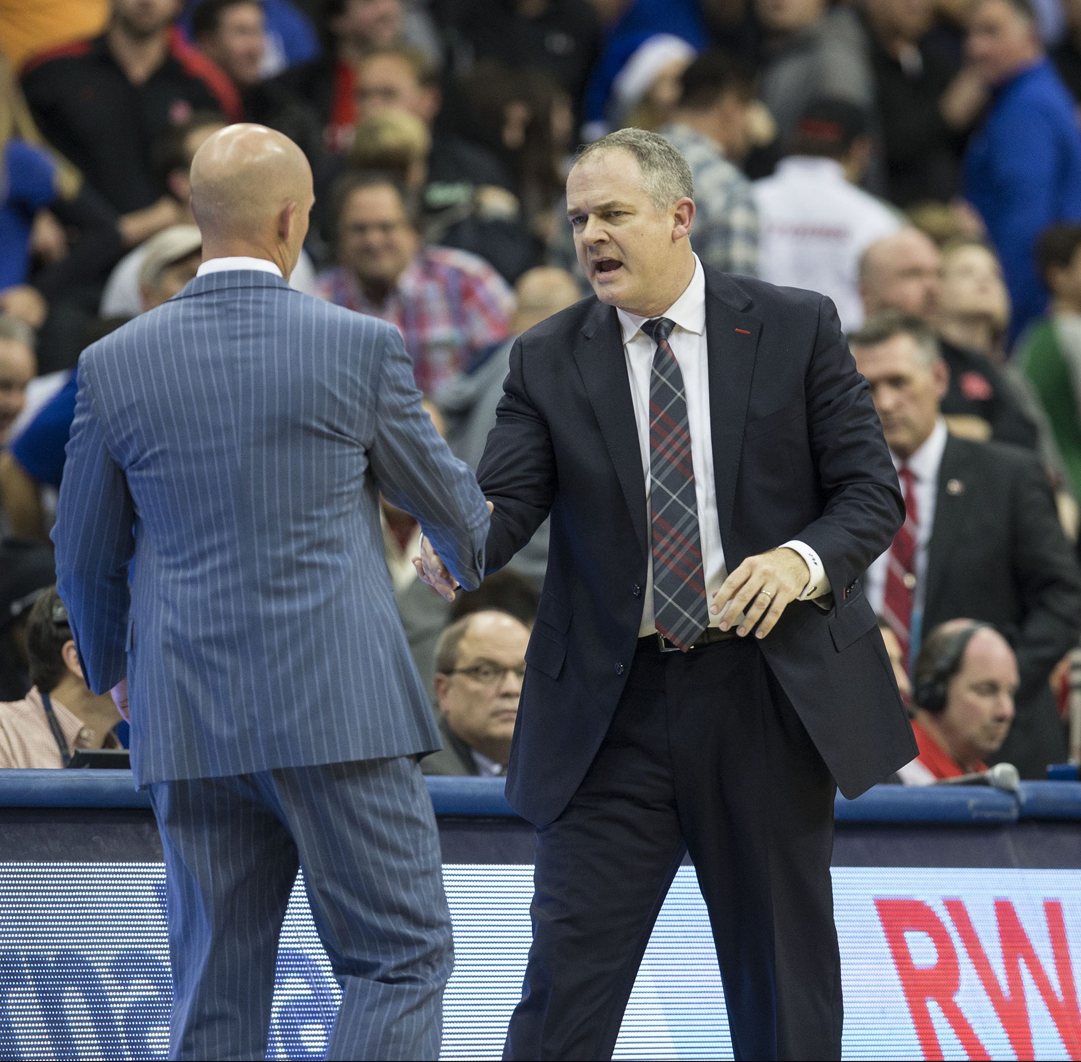 How did Monmouth, Rutgers, Seton Hall teams fare in classroom? Latest APR results