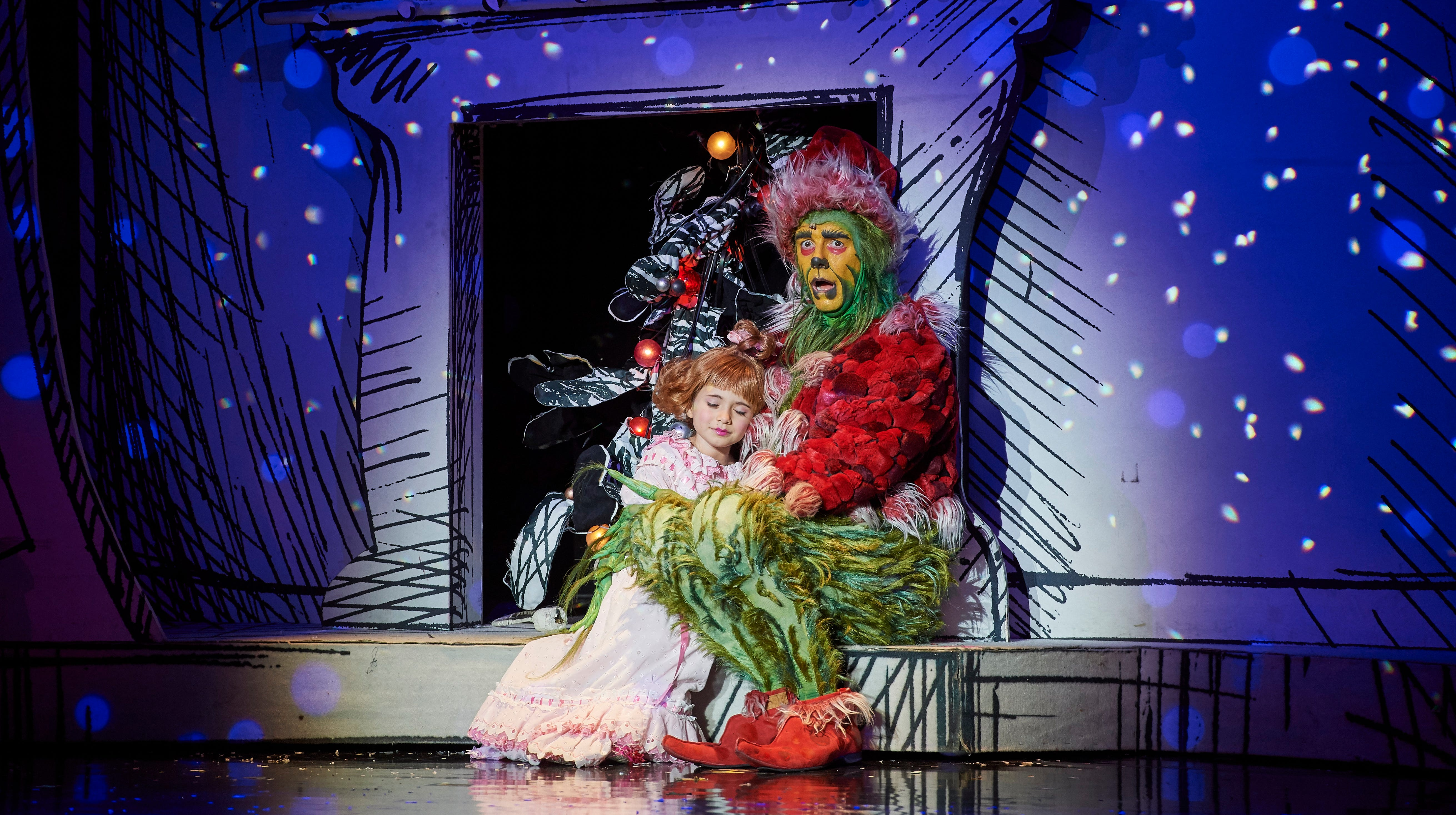The Grinch actually loves Christmas - here's why