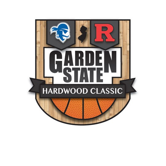 The Garden State Hardwood Classic logo