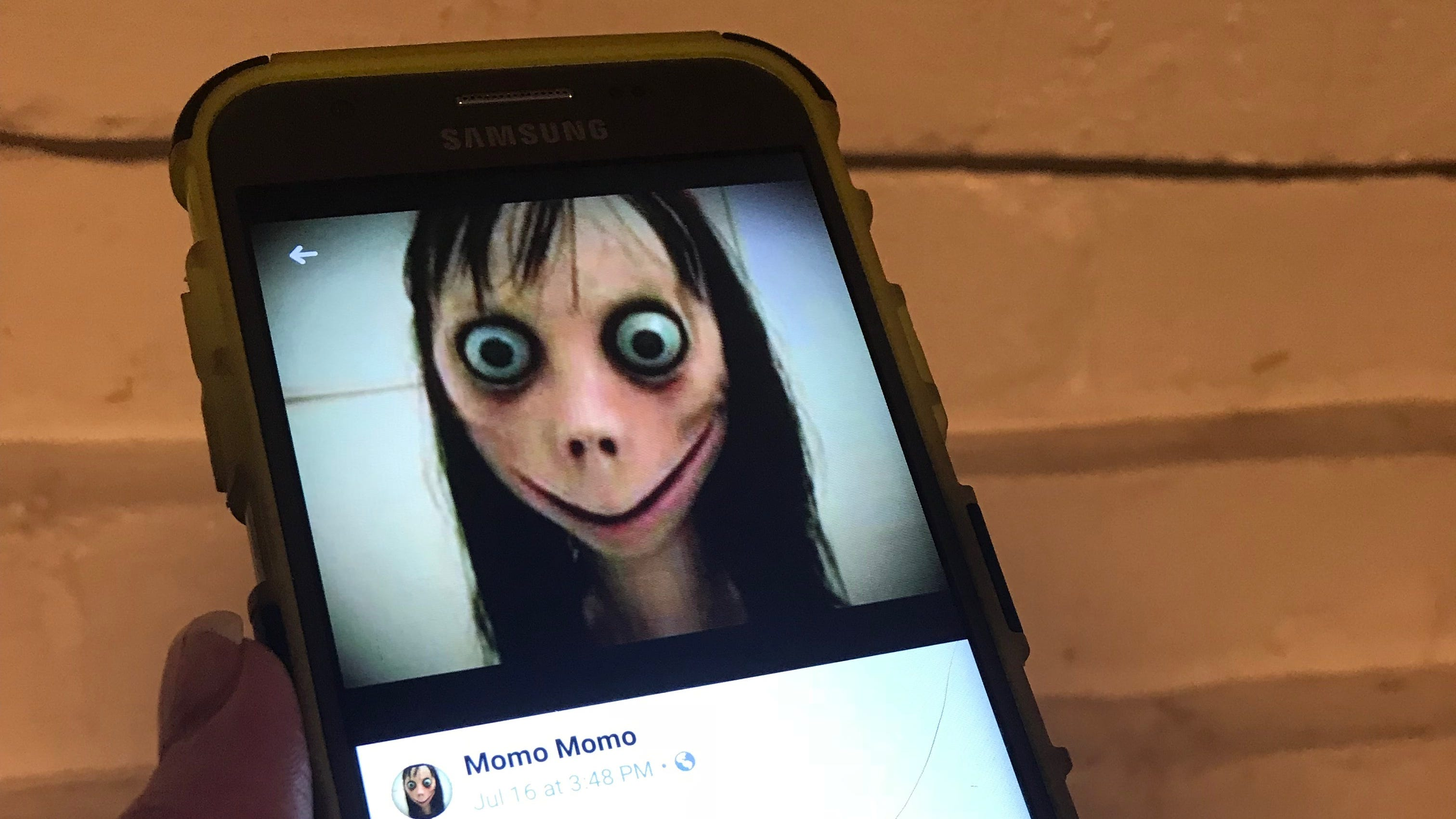 Momo challenge: How a creepy internet meme could be teaching your child how to commit suicide