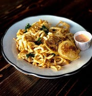 Sicilian whitebait is on the December menu at The Bonney Read in Asbury Park.