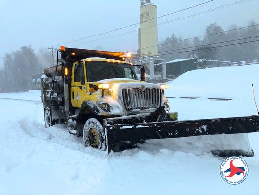 Plow In Avery County