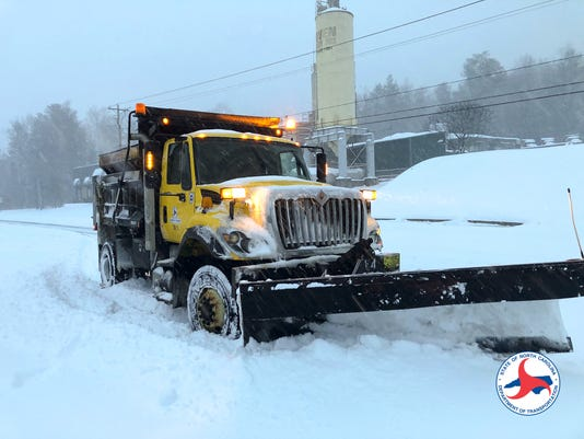 Plow In Avery County