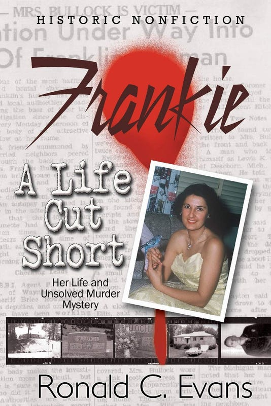 Frankie Book Cover
