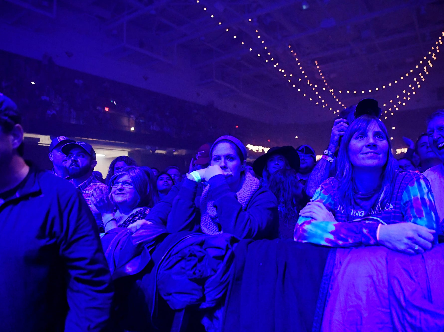 Scenes from the second night of Christmas Jam Dec. 8, 2018.