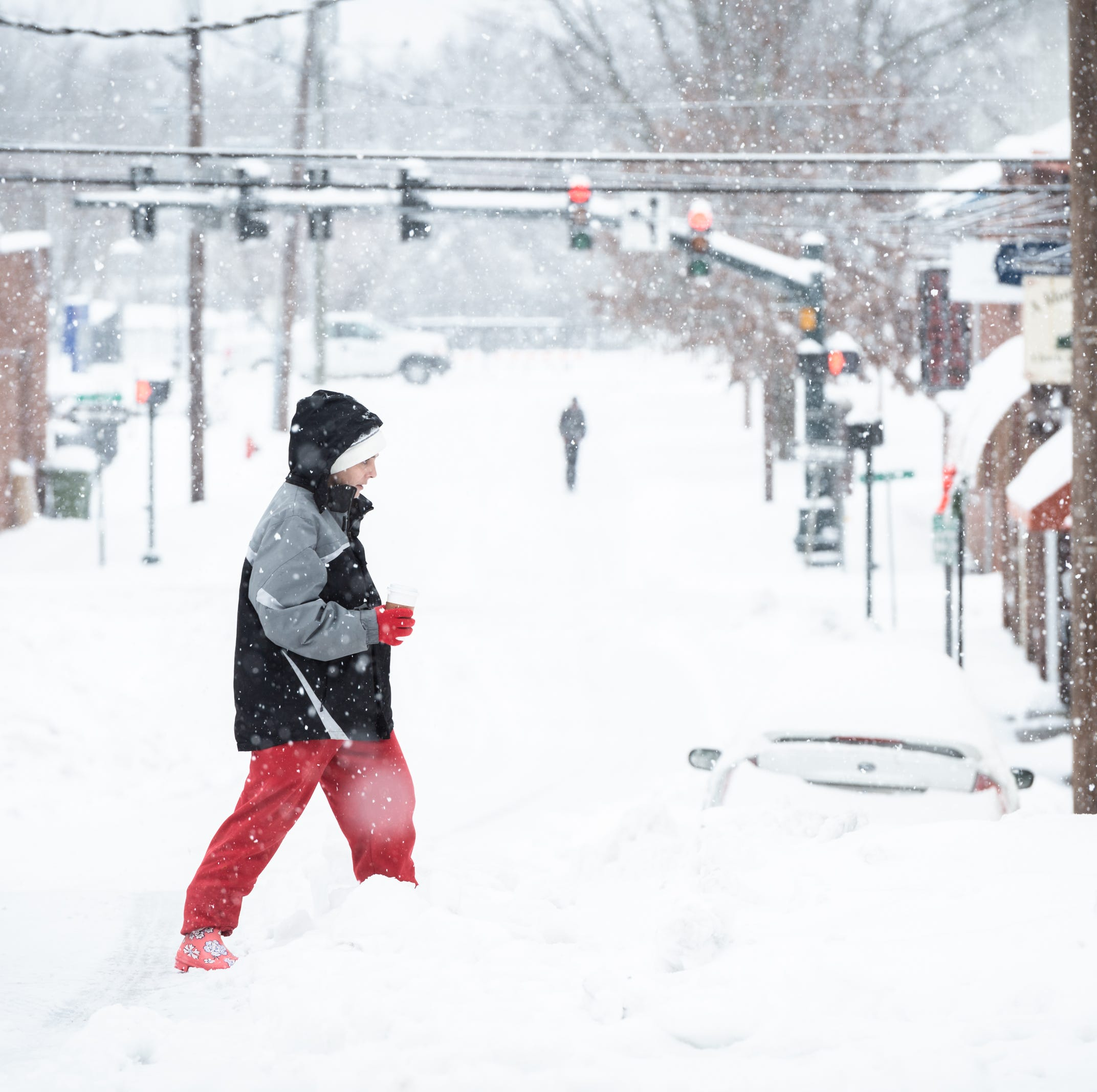 Snow totals: 11 inches in Asheville, over 18 inches in parts of WNC — National Weather Service