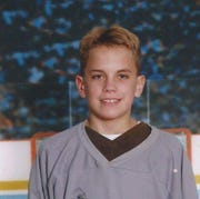 Adam Walsh when he was 13.