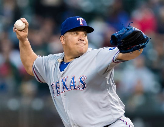 The Mariners need starting pitchers and Bartolo Colon wants a job, even at age 45.