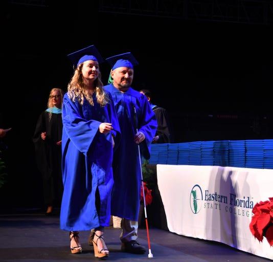 Eastern Florida State College Graduation