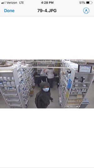 Drug Mart robbery in Galion Saturday