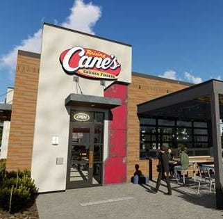 Raising Cane's to debut new design in Chillicothe