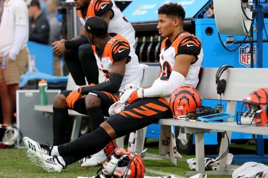 Cincinnati Bengals At Los Angeles Chargers 12 9 2018 Week 14