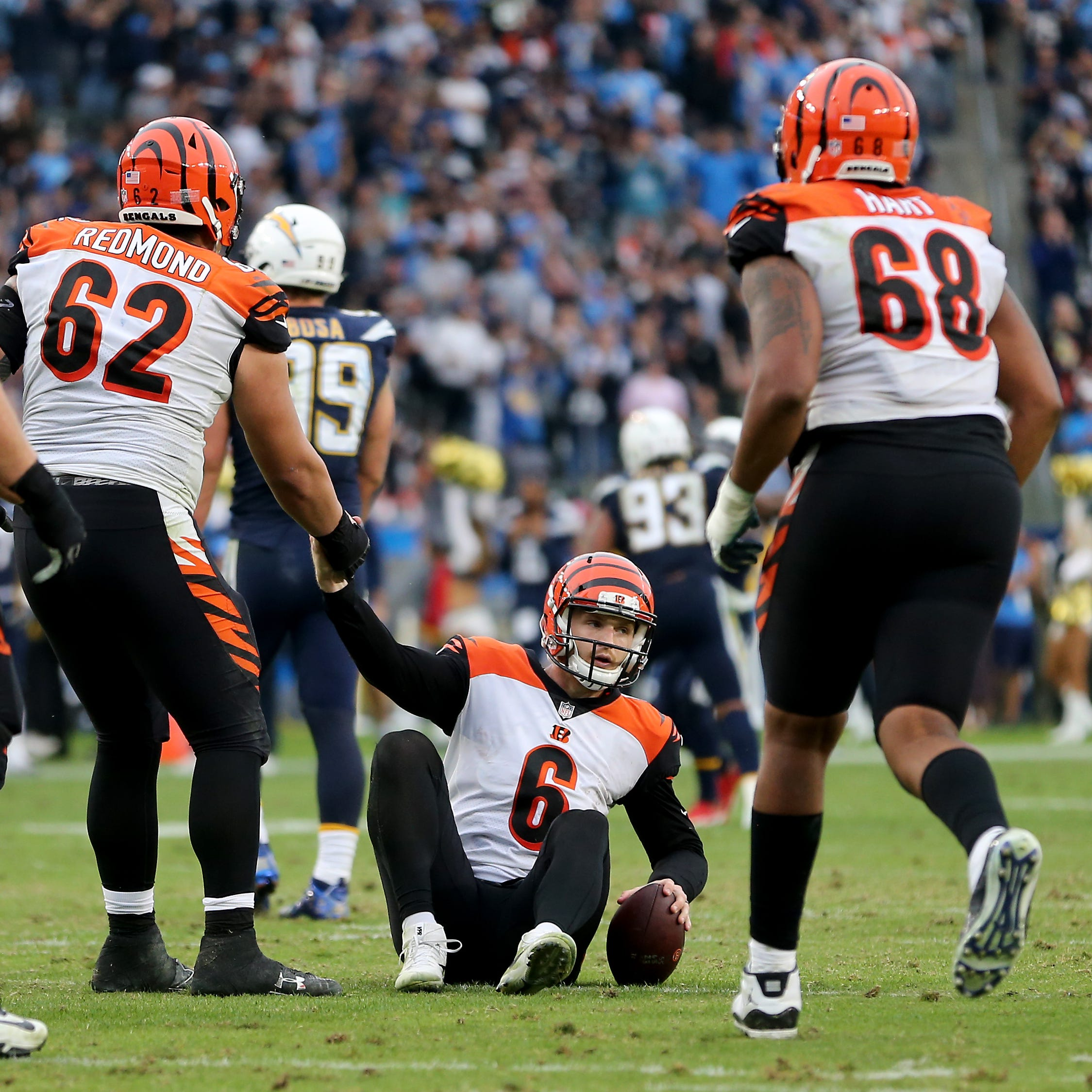 Analysis: Basics doom Bengals in complicated season