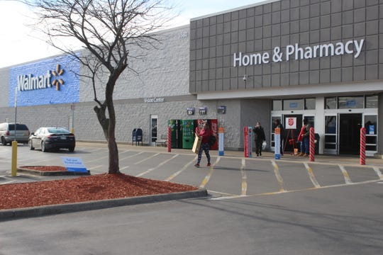 The Wal-Mart on Fort Campbell Boulevard, where a local couple paid off all the layaway accounts over the weekend, totaling $77K.