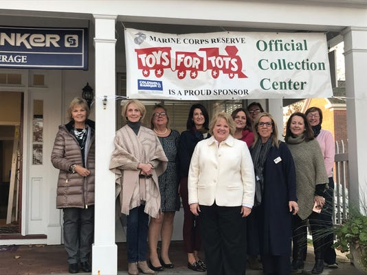 Toys For Tots Cb Br