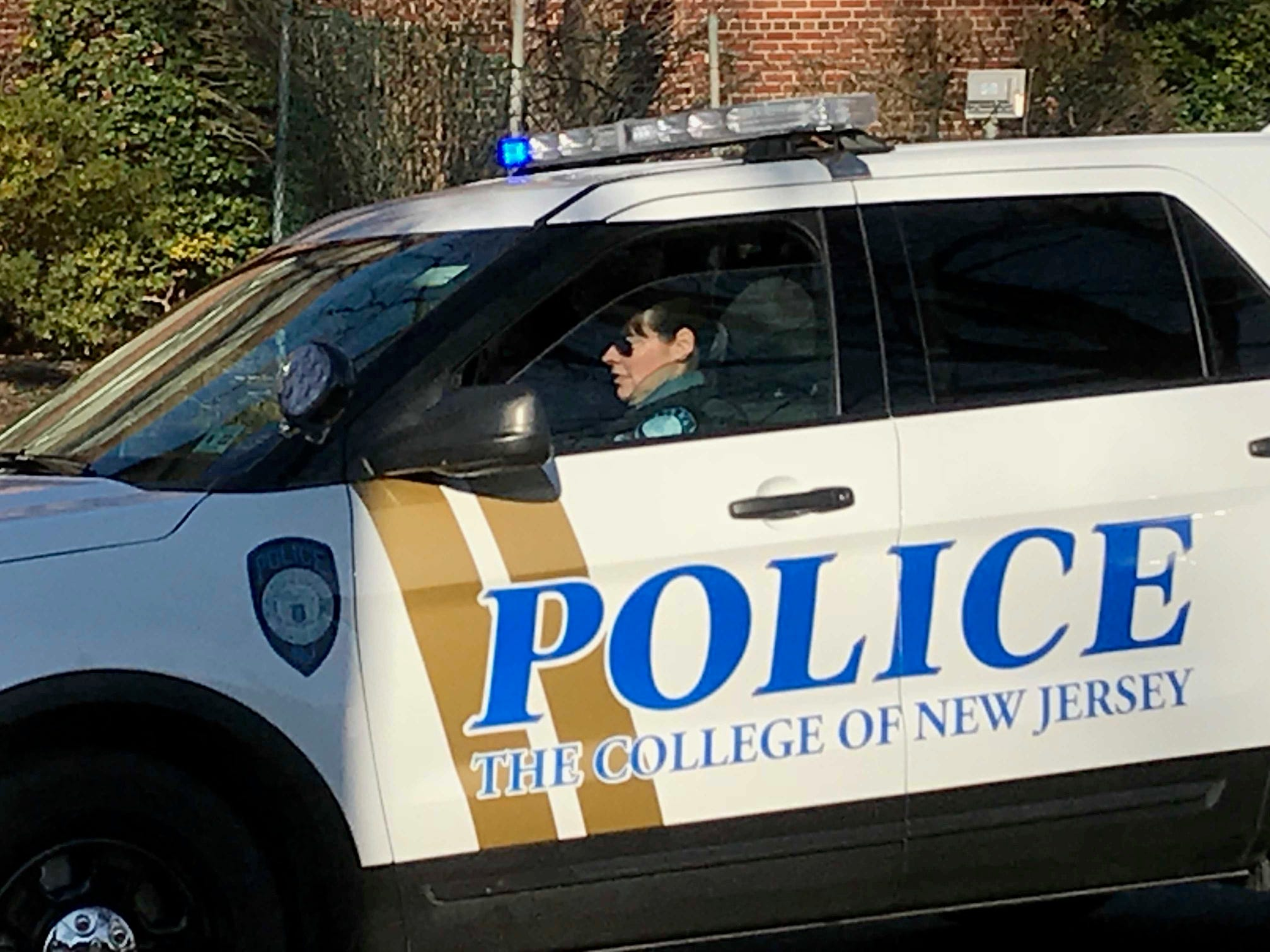 Michael Sot, 20, was a sophomore at The College of New Jersey in Ewing.  One of the school's police vehicles was in the funeral procession.