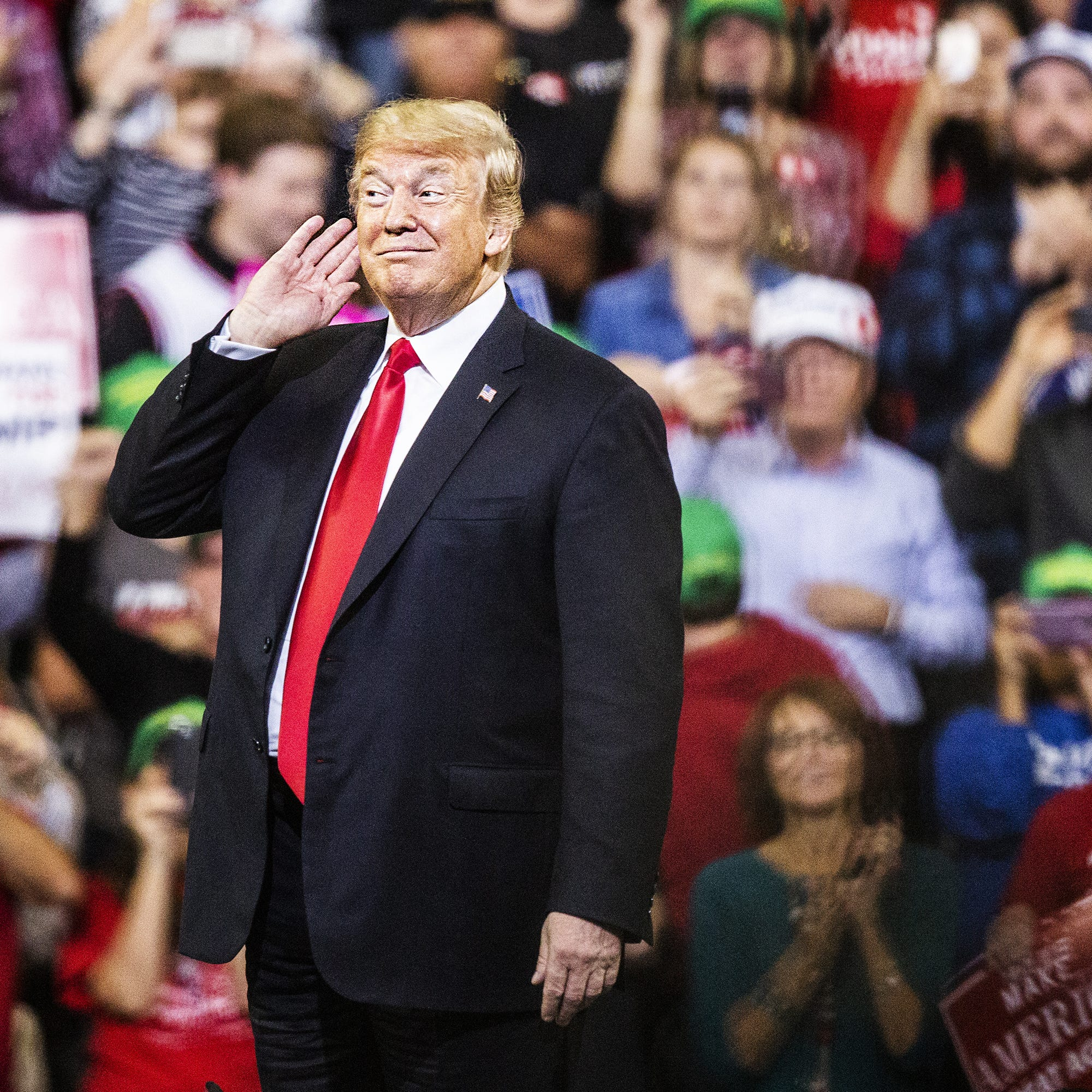 Iowa Poll: Trump has big fan base among Iowa Republicans, but they welcome challengers