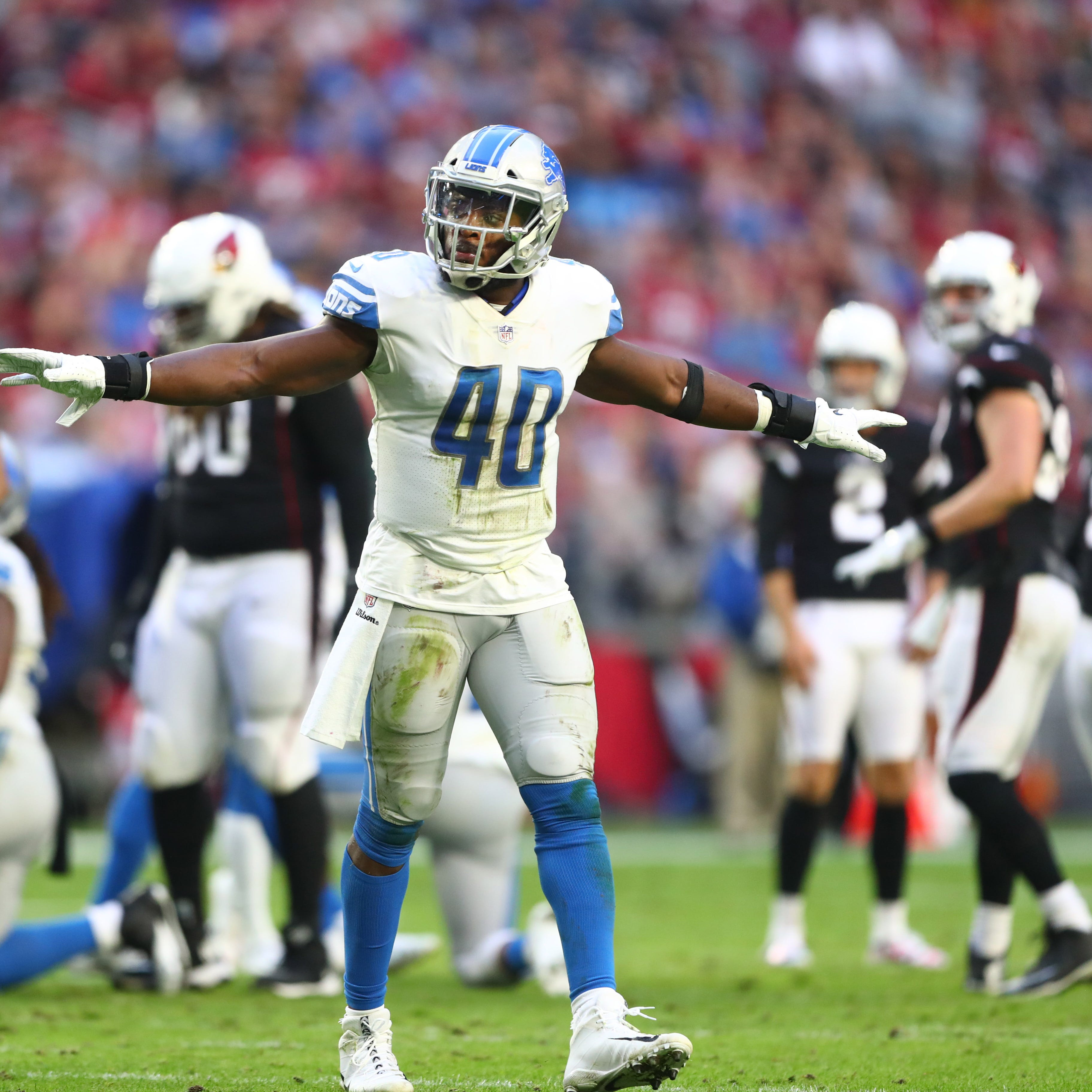 Detroit Lions look rough, not as bad as Arizona Cardinals in 17-3 win