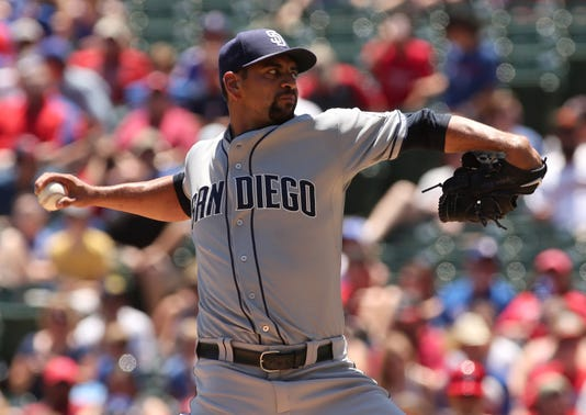 Tyson Ross Chris Young Return To Padres On Minor League Deals