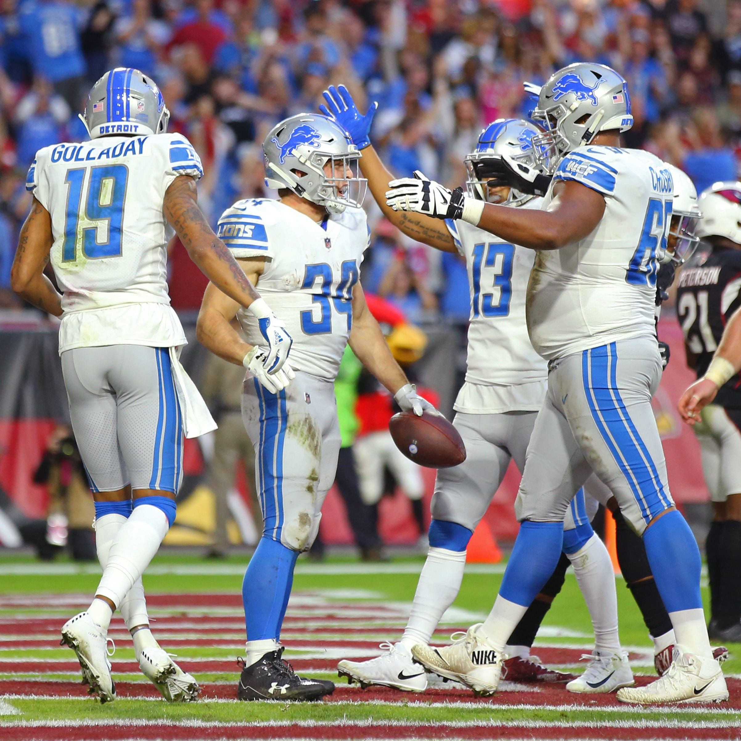 Detroit Lions haven't completely blown chance at high draft pick – yet
