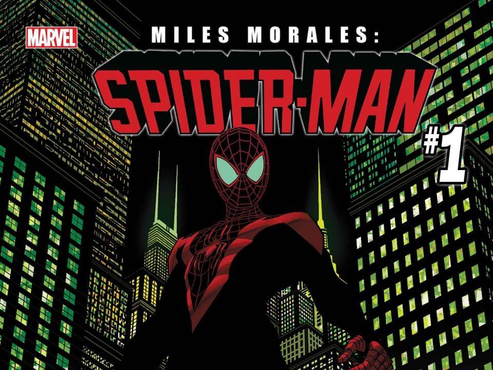 Metro Detroit author to debut comic book 'Miles Morales: Spider-Man'