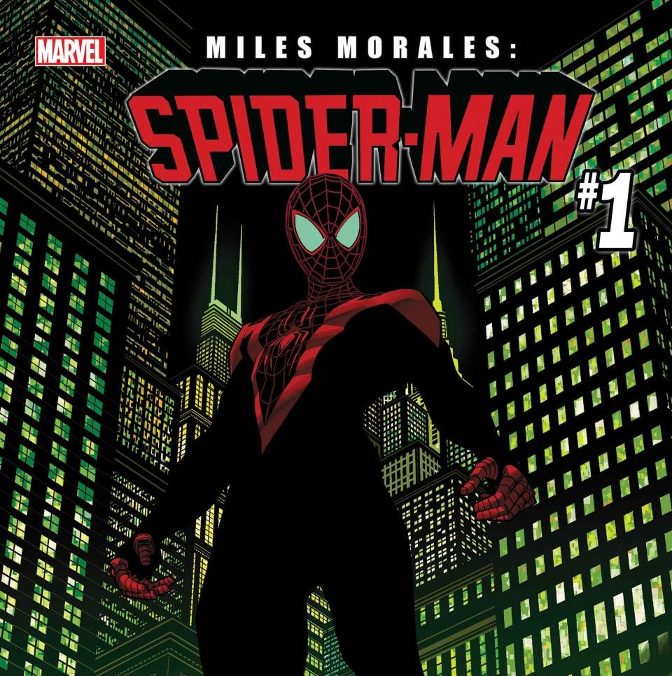 Metro Detroit author to debut comic book 'Miles Morales: Spider-Man'