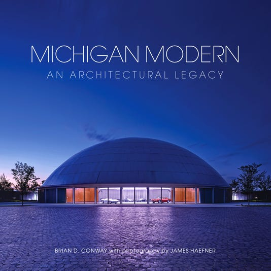 Michigan Modern Book