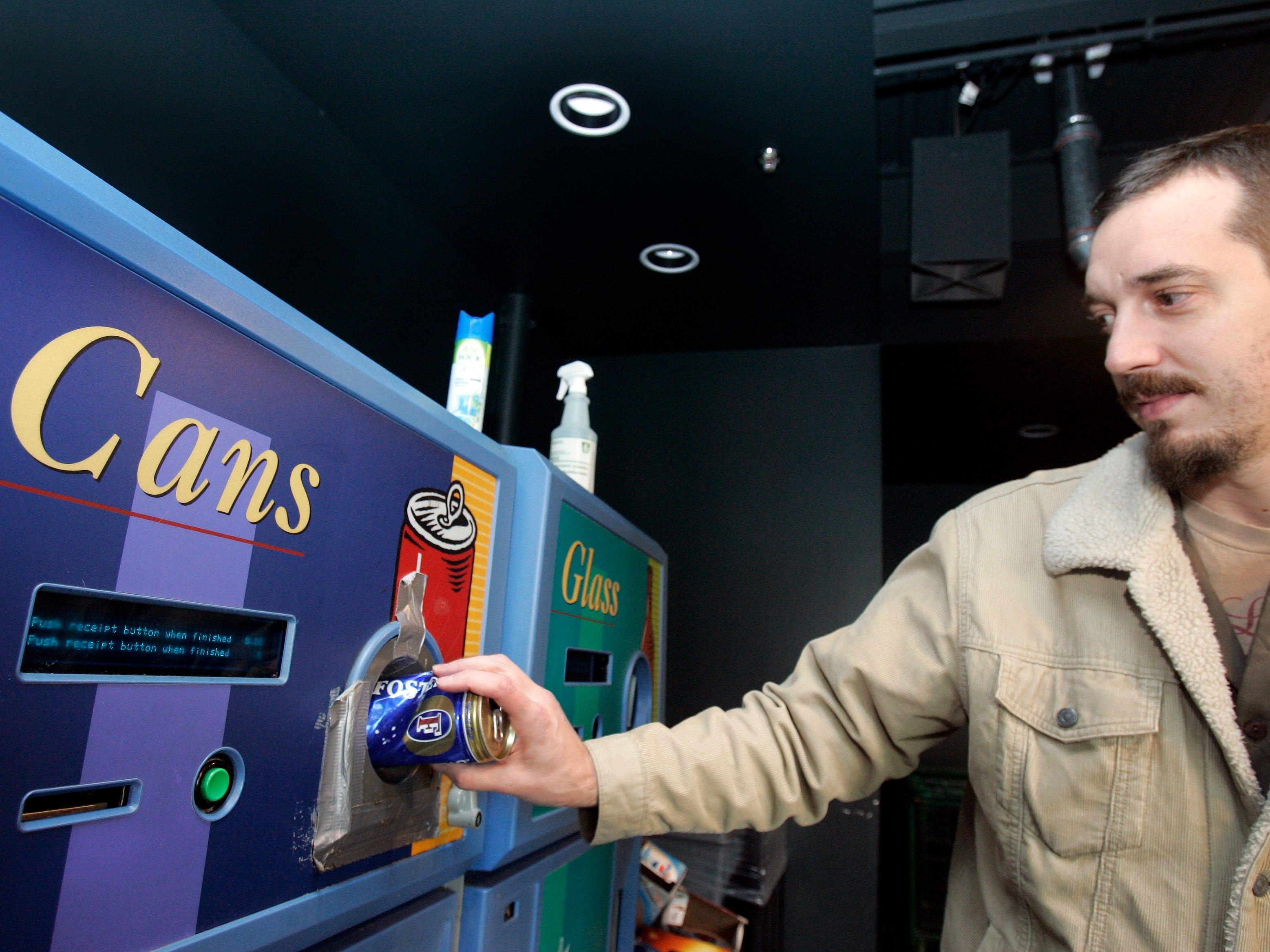 Naida: Deposit law bottles up recycling efforts