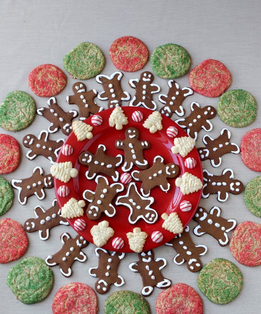 A Gift Of Holiday Cookies 6 Recipes