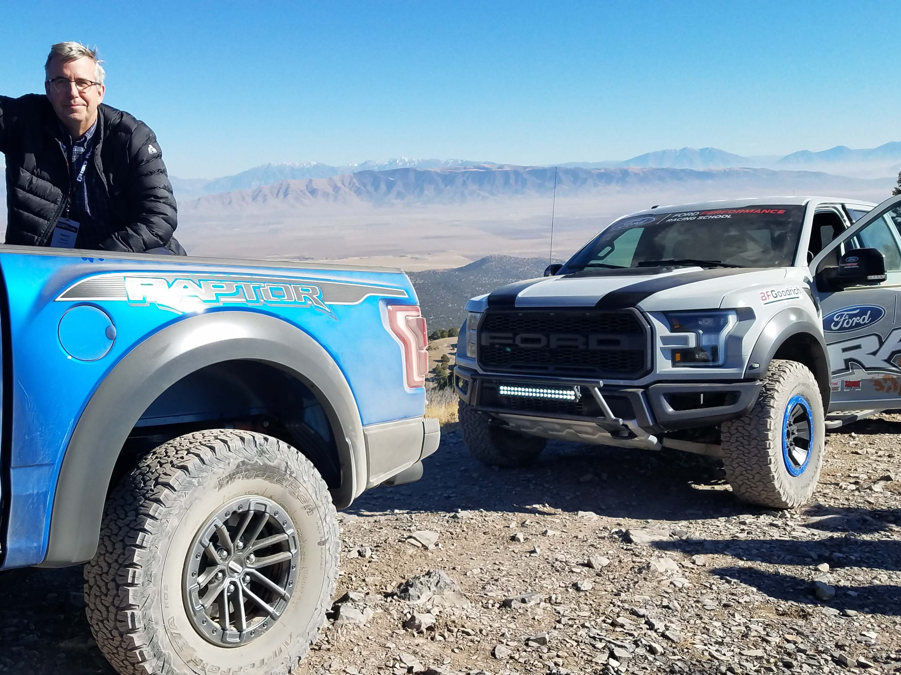 Detroit News auto critic Henry Payne took the 2019 Ford F-150 Raptor up the Wasatch Mountains outside of Salt Lake City, Utah.